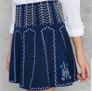 NWT Francesca's Skirt